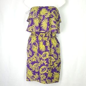 Forever 21 strapless dress, size Small, dress.
